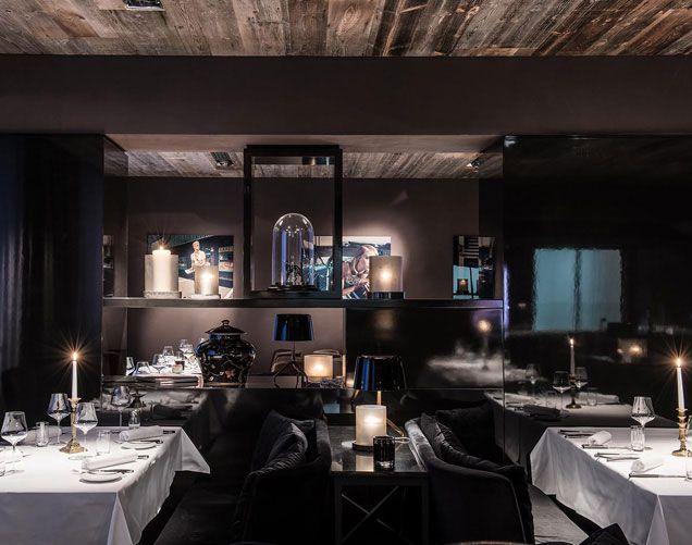restaurant hotel zhero ischgl kappl. Black Bedroom Furniture Sets. Home Design Ideas