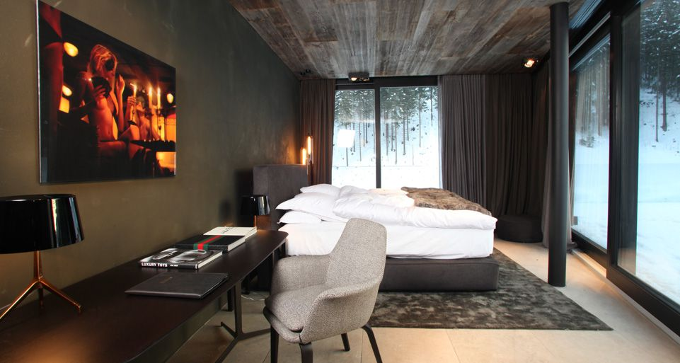 Lifestyle design hotel in tyrol hotel zhero ischgl kappl for Design hotel ischgl